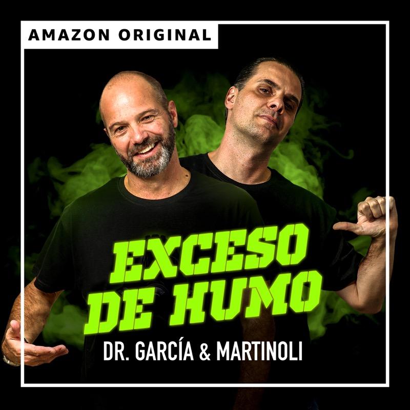 """""""Exceso de Humo"""", el primer podcast original de Amazon Music en México - exceso_de_humo"""