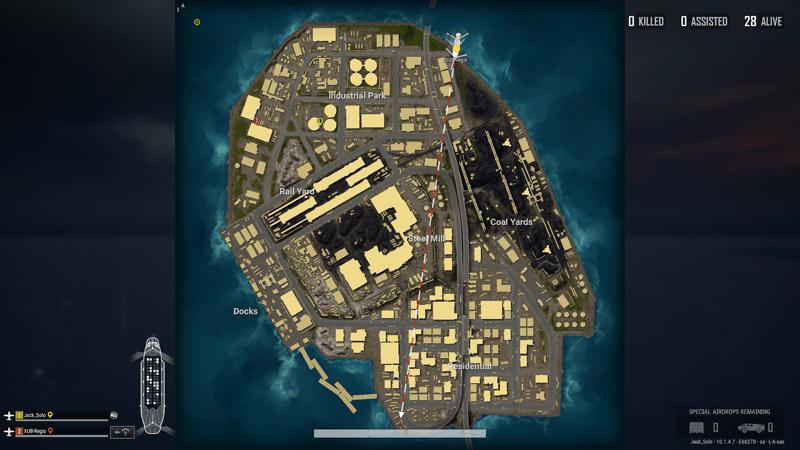 7 recomendaciones para dominar a Haven, el nuevo mapa de PUBG - haven-mapa-de-pubg