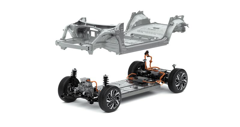 """Hyundai liderará la era eléctrica con la plataforma de carga de vehículos eléctricos """"E-GMP"""" - hyundai_vehiculos_electricos_e-gmp_body"""