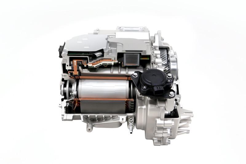 """Hyundai liderará la era eléctrica con la plataforma de carga de vehículos eléctricos """"E-GMP"""" - hyundai_vehiculos_electricos_e-gmp_rear_traction_motor"""