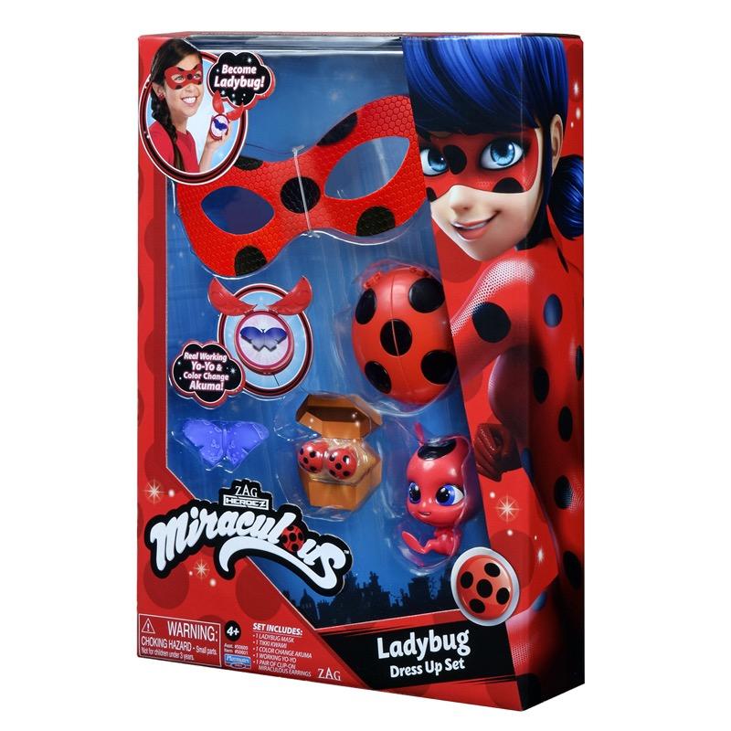 Bandai presenta las nuevas fashion dolls y sets de juego de Ladybug - ladybug_miraculous