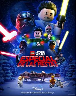 Disney Plus: Estos son los estrenos de diciembre 2020 - lego-star-wars-especial-de-navidad