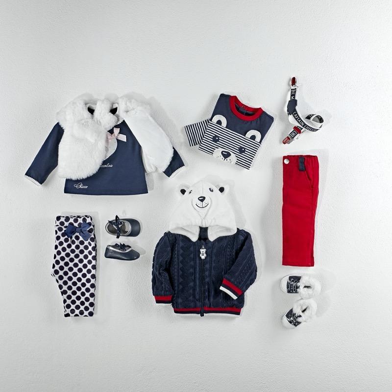 Los colores básicos para bebés y niños en esta temporada navideña - moda_infantil_chicco-fw-2020-18