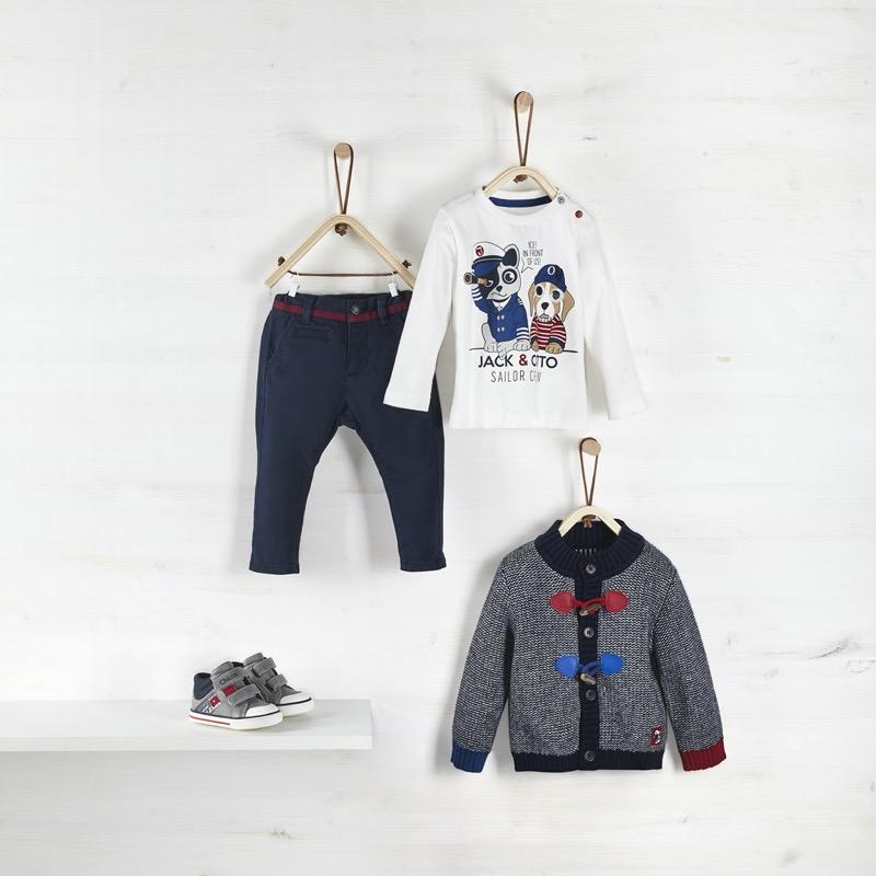 Los colores básicos para bebés y niños en esta temporada navideña - moda_infantil_chicco-fw-2020-22