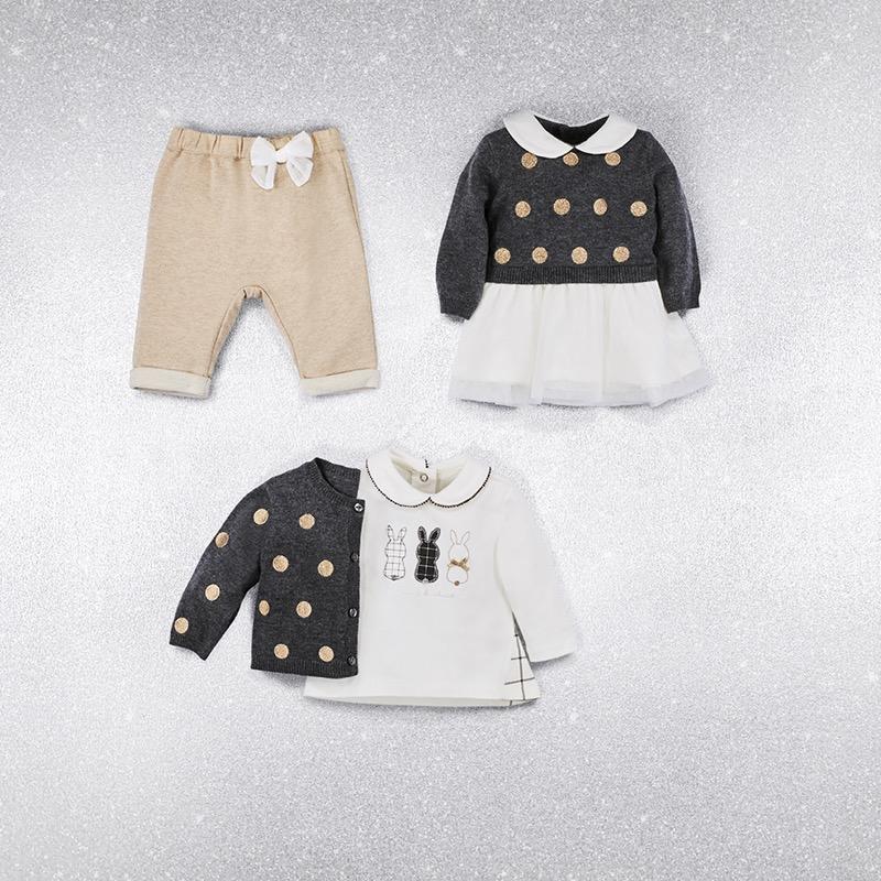 Los colores básicos para bebés y niños en esta temporada navideña - moda_infantil_chicco-fw-2020-26
