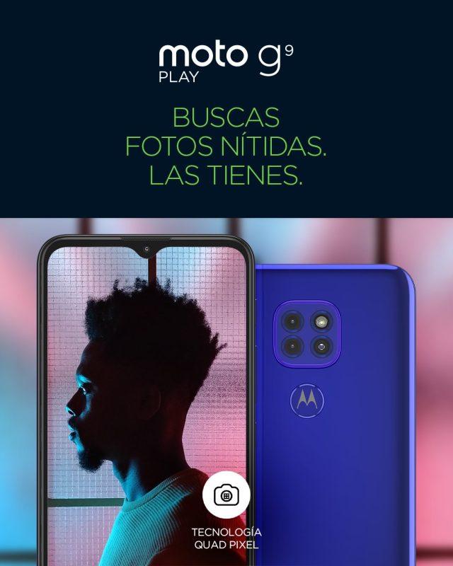 Guía de regalos de smartphones Motorola para todos los gustos y presupuestos - moto_g9_play