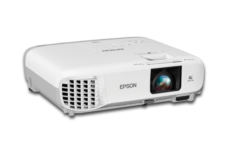Proyector Epson: ¿Por qué no crear un auténtico cine al aire libre en vísperas de Navidad? - proyector_epson_powerlite_s39_powerlite-s39