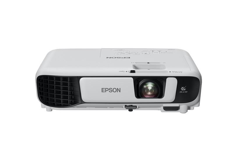 Proyector Epson: ¿Por qué no crear un auténtico cine al aire libre en vísperas de Navidad? - proyector_epson_powerlite_s39_x41_wbw