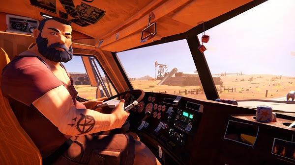 """El estudio indie DigixArt anuncia su nueva aventura procedural """"Road 96"""" en The Game Awards - road_96_juego-1"""