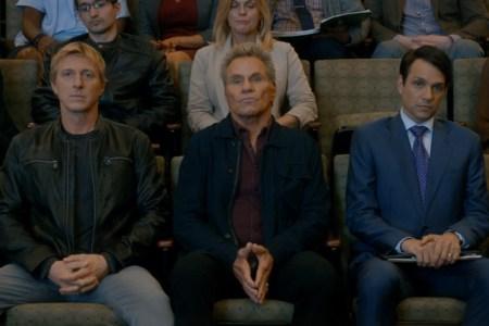 Netflix revela las primeras imágenes de la tercera temporada de Cobra Kai