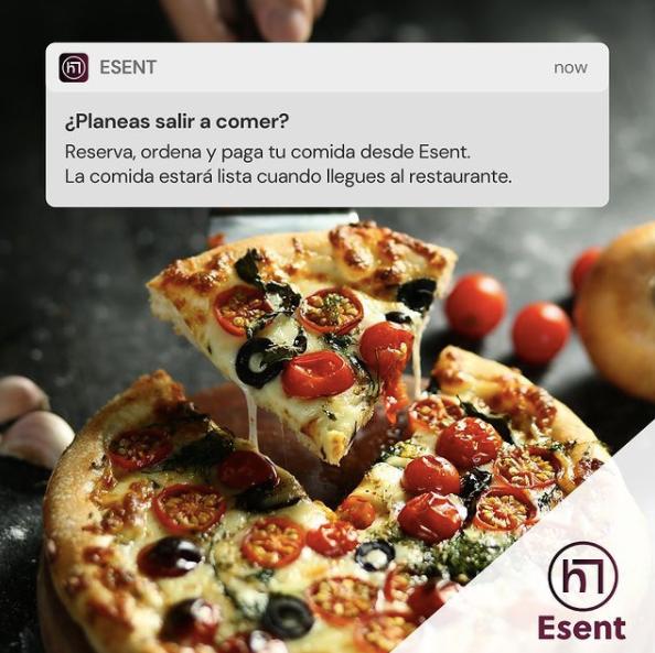Esent, app mexicana que plantea un regreso seguro para la industria restaurantera - app-esent