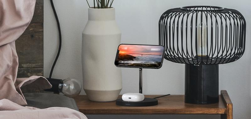 Belkin presenta la próxima generación de Audio SOUNDFORM y accesorios de energía móvil - boost-charge-pro-wireless-charger-stand-magsafe2in1-magsafe-lifestyle1