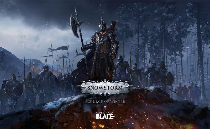 Reivindica el Norte en Ventisca: Azote del Invierno, la nueva actualización gratuita de Conqueror's Blade - conquerors-blade-2