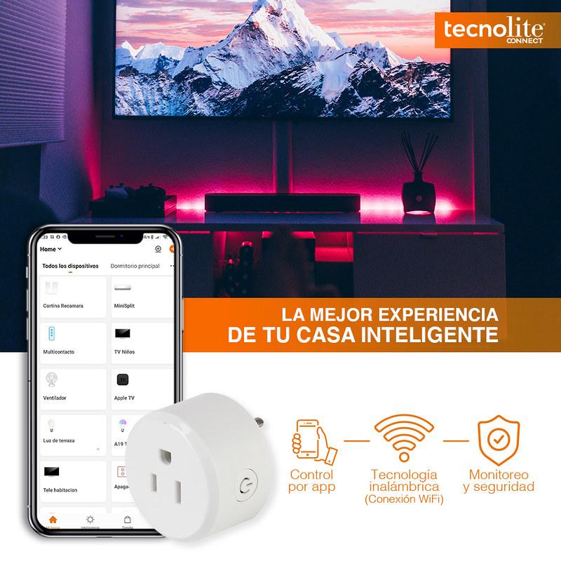 Tu hogar inteligente con Tecnolite Connect ¡conoce sus características! - contacto-inteligente-1-800x800