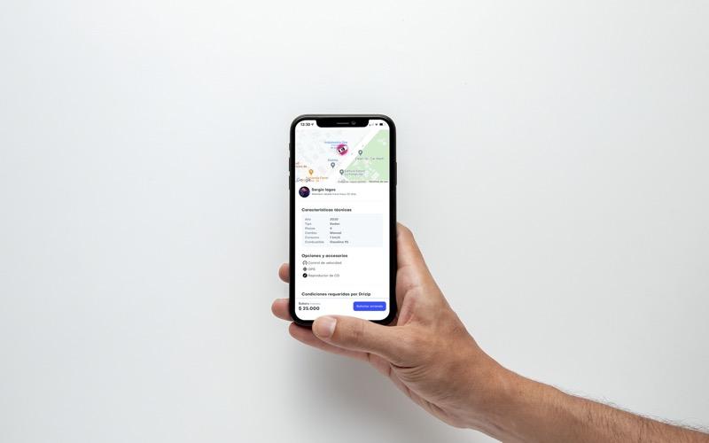 Drizip llega a México: app para rentar tu auto entre personas de forma segura - drizip-app-auto