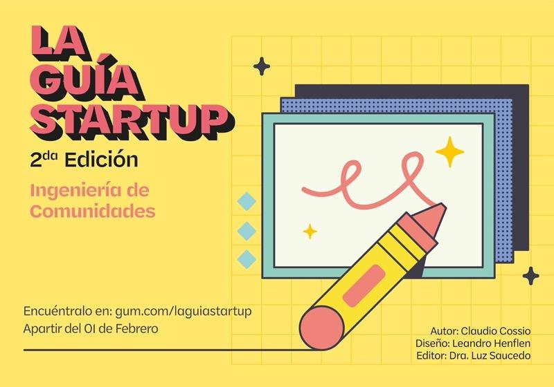 """Anuncian lanzamiento de la segunda edición del e-book """"La Guía Startup"""" - e-book-la-guia-startup-1"""