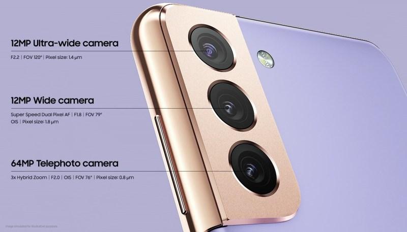 Nuevos Galaxy S21 y Galaxy S21 Plus de Samsung ¡conoce sus características! - galaxy-s21-smartphone-samsung-800x457