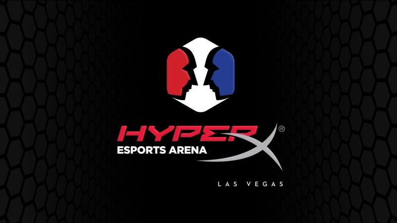 HyperX y Allied Esports renuevan el acuerdo de derechos de nombres para HyperX Esports Arena Las Vegas - hyperx-esports-arena-las-vegas-1-800x450