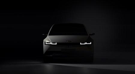 Hyundai muestra la primera imagen de IONIQ 5