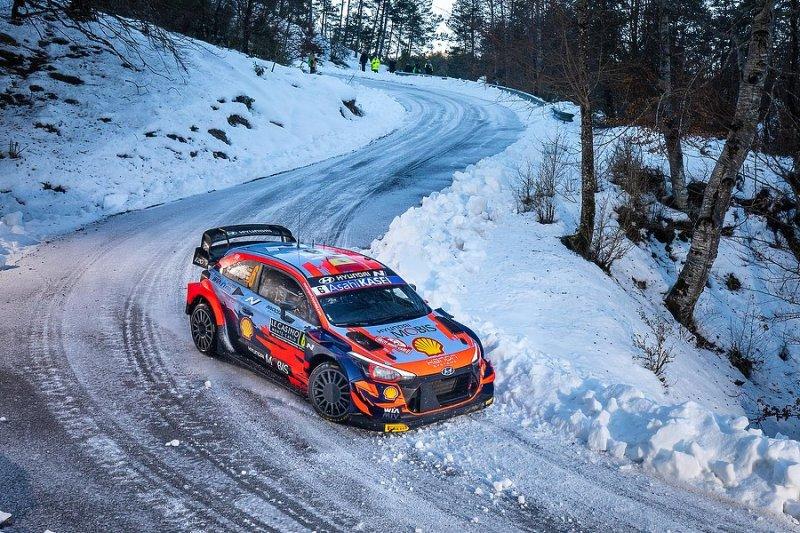 Hyundai Motorsport obtiene su primer podio del año en el WRC Montecarlo - hyundai-motorsport-2021-montecarlo-fd-085-800x533