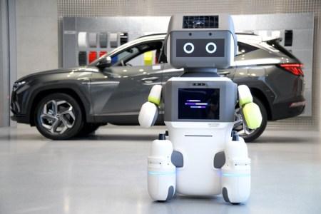 Hyundai presenta el robot humanoide avanzado «DAL-e» para servicios automatizados al cliente