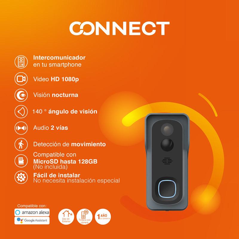 Tu hogar inteligente con Tecnolite Connect ¡conoce sus características! - intercomunicador-smartphone-800x800