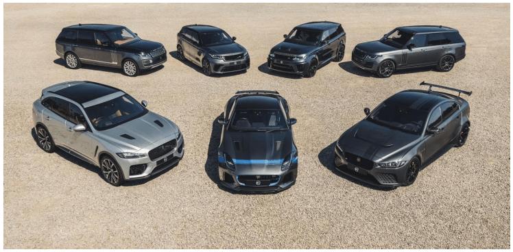 Jaguar Land Rover SVO: ediciones especiales de lujo y desempeño - jaguar_land-_rover_svo
