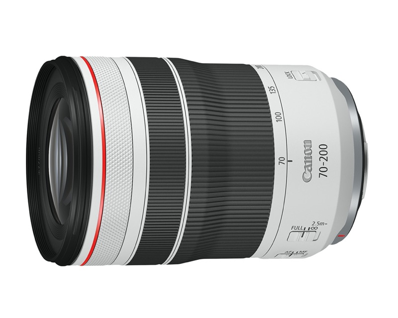 Lentes mirrorles de Canon, que harán que las fotos y los videos pasen al siguiente nivel - lente-canon-mirrorless-hr-rf70-200mm-f4-1