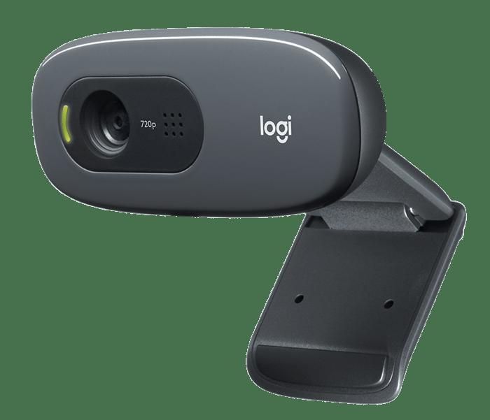 4 herramientas tecnológicas que facilitarán el aprendizaje en línea - logitech-c270-hd-webcam