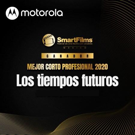 «Los Tiempos Futuros» cortometraje ganador de SmartFilms México, se transmitirá por TNT Latam y Canal Once
