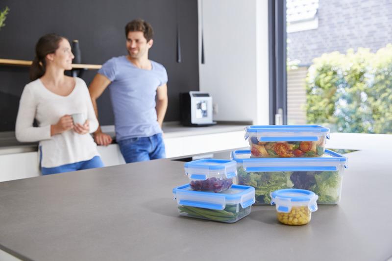 ¿Cómo evitar el uso de plásticos desechables para transportar y guardar tus alimentos? - mastersealfresh-t-fal-2