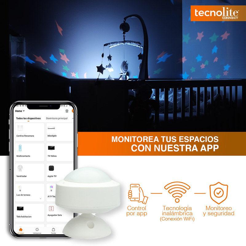 Tu hogar inteligente con Tecnolite Connect ¡conoce sus características! - monitorea-tus-espacios-800x800
