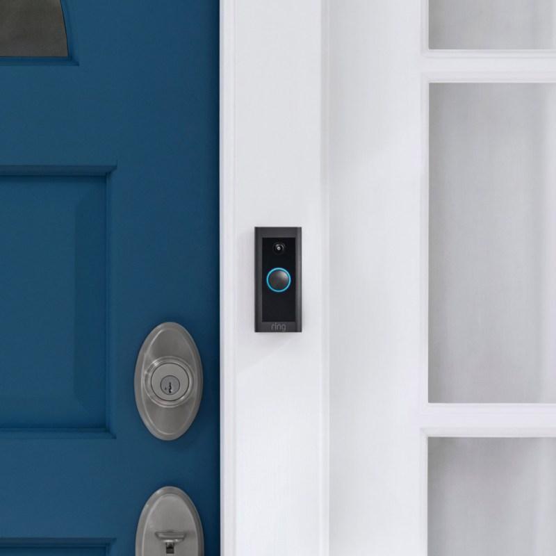 Nuevo Ring Video Doorbell Wired: todas las funcionalidades esenciales en un diseño compacto - ring-video-doorbell-wired-faceplate-desktop-tablet-800x800