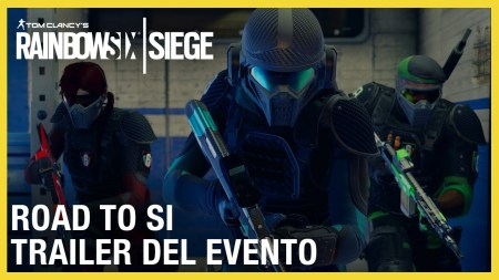 El evento in-game Road to Six Invitational regresa en Tom Clancy's Rainbow Six Siege