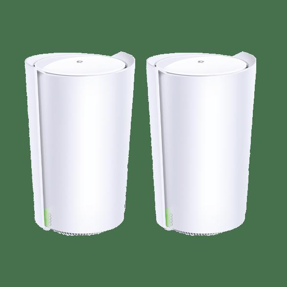 TP-Link presenta nuevas ofertas de redes en el marco del CES 2021 - sistema-ax7800-whole-home-mesh-wifi-6e-deco-x96