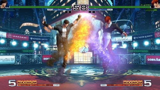 The King of Fighters XIV Ultimate Edition llega el 20 de enero a PS4 - the-king-of-fighers-xiv-ultimate-edition