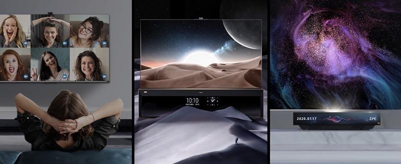 CES 2021: Hisense presenta la nueva TriChroma Laser TV - trichroma-laser-tv-hisense-3