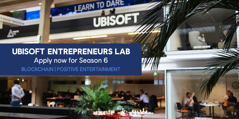 Ubisoft estrena la sexta temporada del programa Entrepreneurs Lab para startups - ubisoft-entrepreneurs-lab