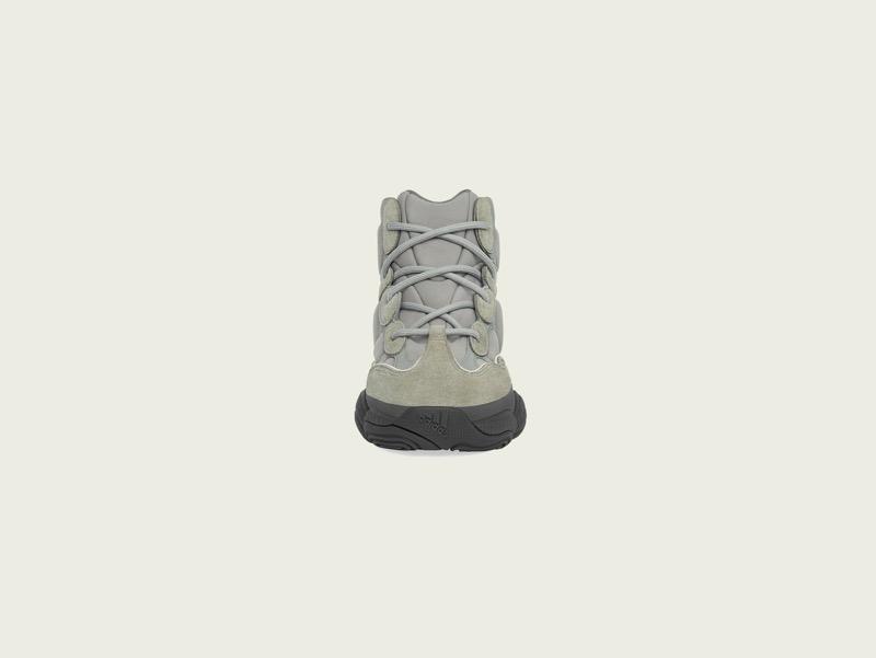 adidas + KANYE WEST anuncian el lanzamiento de YEEZY 500 HIGH MIST SLATE - adidas-yeezy-500-high-mist-slate-front-pr72
