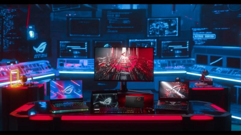 ASUS y Republic of Gamers incrementan su participación de mercado a nivel global - asus-republic-of-gamers-800x450