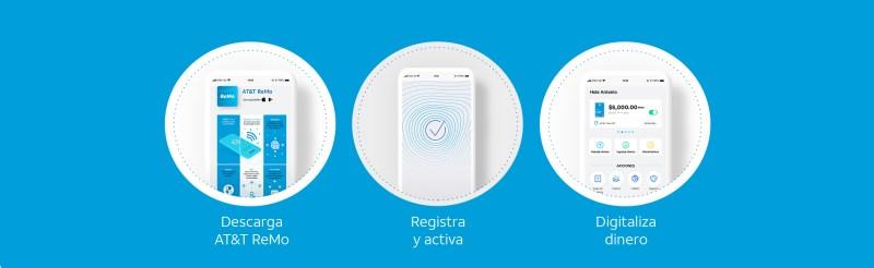 AT&T ReMo, una nueva herramienta para digitalizar tu dinero y poder administrarlo desde el celular - att-remo-800x246
