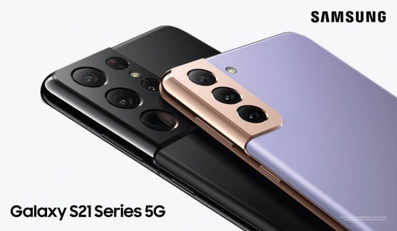 Inicia la venta en México de la serie Galaxy S21, Galaxy Buds Pro y Galaxy SmartTag - galaxy-s21-venta-mexico-800x465