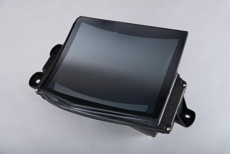 Panasonic Automotive incorpora proyección de HUD en pantalla de automóvil - hud-panasonic-automotive-800x534