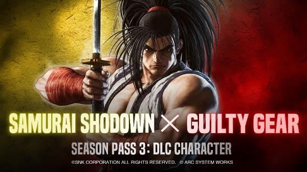SNK revela un nuevo personaje de KOF XV y más sobre la season pass 3 de Samurai Shodown - samurai-shodown-season-pass-3