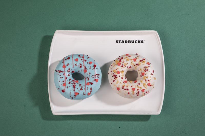Ideas para celebra San Valentín, al estilo Starbucks - starbucks-capsula-san-valentin-donas