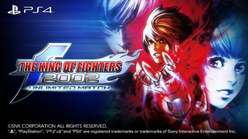 The King of Fighters 2002 Unlimited Match llega a PlayStation 4 - the-king-of-fighters-2002-unlimited-match-800x450