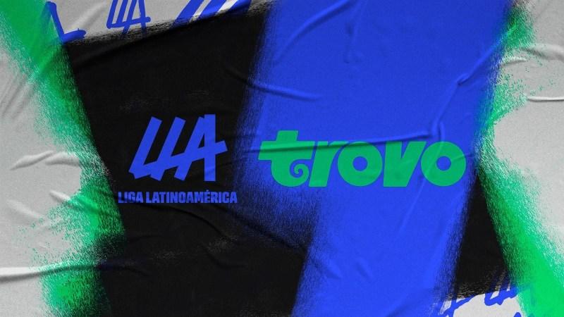 La Liga Latinoamérica (LLA) se podrá ver por Trovo - trovo-800x450