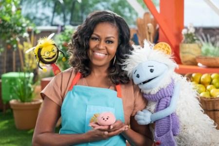 Netflix anuncia estreno de WAFFLES Y MOCHI con Michelle Obama el 16 de marzo