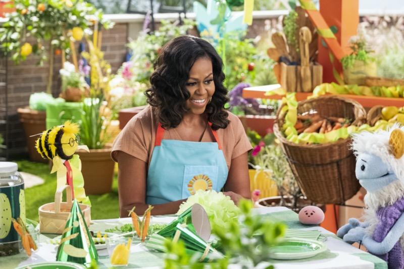 Netflix anuncia estreno de WAFFLES Y MOCHI con Michelle Obama el 16 de marzo - waffles-y-mochi-netflix-michelle-obama