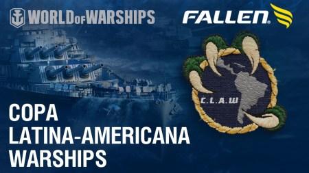 "World of Warships abre inscripciones para la ""Copa Latina-Americana Warships"""